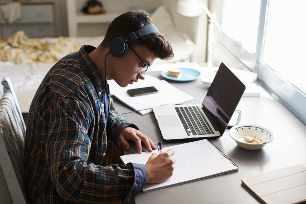 勉強・音楽